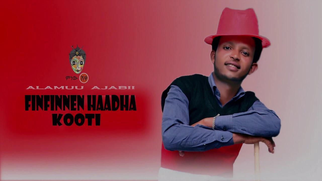 Alemuu Ajabii (Finfinnen Haadha Kooti) - New Ethiopian Music 2019(Official Video)
