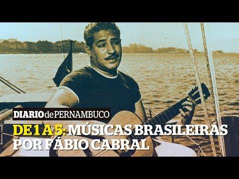 5 músicas brasileiras pra curtir