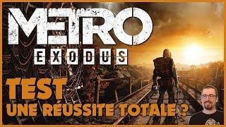 Vidéo-Test Metro Exodus par Bibi300