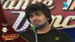 Dance India Dance Season 3 Jan. 01 '12 - Nirav
