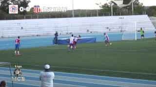 Resumen Liga MCB: Hubentut Fortuna v/s SITHOC - 28 April 2013- HD