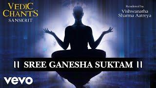 Sree Ganesha Suktam - Vedic Chants | Vishwanatha Sharma width=