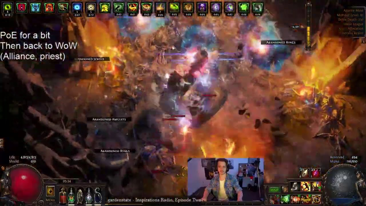 Mathil - A Different Take On Earthshatter And It Slaps Hard - Raider 2H Ele Stack