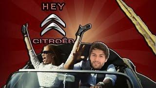Hey Citroen - Nelly (Hey Porsche Parody)  |  AdamChrisComedy
