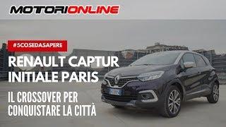 Renault Captur Initiale Paris   #5cosedasapere