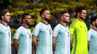 PES 2018 Official World Tour: Argentina Trailer