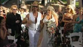 Beth und Duane's Hochzeit