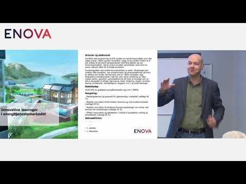 7 Innovative løsninger i energitjenestemarkedet
