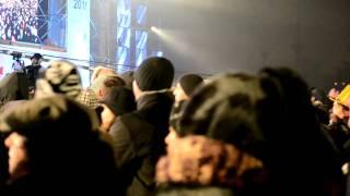 Holograf - Vreau o minune - Revelion 2011 Piata Constitutiei Bucuresti
