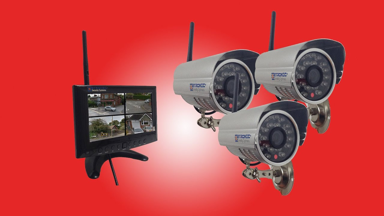 Wireless Home Security Cameras Pecan Grove TX