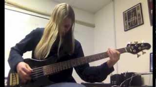 Blur - Parklife - Bass Cover by Aidan Hampson HD