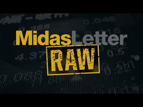 James West Returns, Charting Man Dan, RavenQuest BioMed - Midas Letter RAW 228