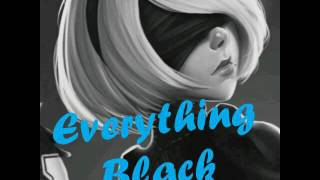 Everything Black Nightcore