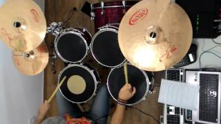 UHF - SOU BENFICA (Drum Cover)