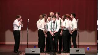 Another Love (Tom Odell) - The Back Row A Cappella