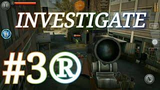 ® Last hope sniper investigate level walkthrough gameplay 3 star || Mgf ||