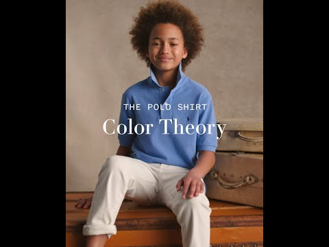 THE POLO SHIRT   Color Theory