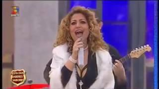 Elena Correia «A CHAVE» na TVI Somos Portugal em Carregal do Sal, 22 01 17
