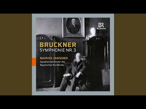 "Symphony No. 3 in D Minor, WAB 103 ""Wagner"" (1889 Version) : I. Mehr langsam. Misterioso (Live)"
