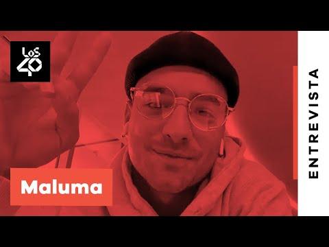 Maluma: «Soy fan de Rosalía. Es una artista con demasiado carácter» | LOS40