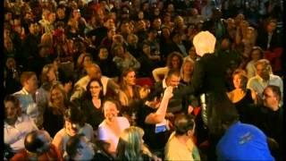 """Cyndi Lauper Live - """"ABOVE THE CLOUDS"""", HQ"""