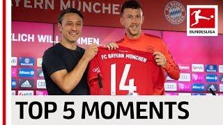 Ivan Perisic - Top 5 Moments