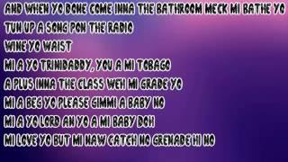 Vybz Kartel -- Hold Me (Hurt It Up) Lyrics