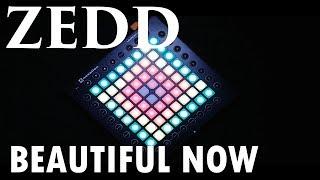 ZEDD - Beautiful Now (KDrew Remix) // Launchpad Pro Cover