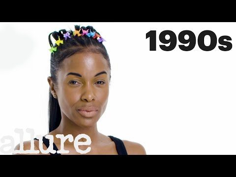 100 Years of Updos | Allure