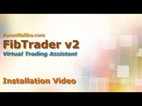 FibTrader v2 Install Video -- Forex Trading Software