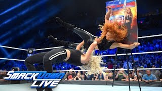 Becky Lynch presents her Super Show-Down Surprise: SmackDown LIVE, Oct. 2, 2018