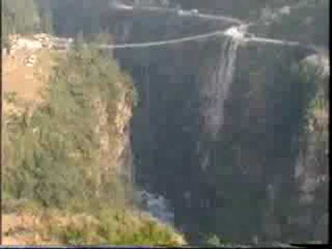 Bungy In Nepal