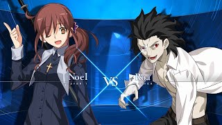Melty Blood: Type Lumina Gets New Gameplay Trailer Showing Noel vs Roa