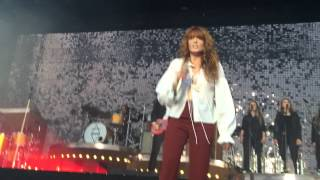 Florence + the Machine - Drumming Song (LIVE at Governors Ball)