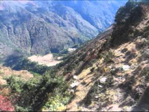 Altai Himalayas Expedition 2005 to Nepal