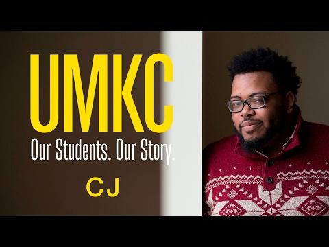 C.J. UMKC Student Storytelling