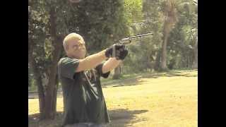 Custom Big Bore Handgun BFR .50-90 Sharps.MOV