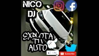 EXPLOTA TU AUTO-NICO DJ