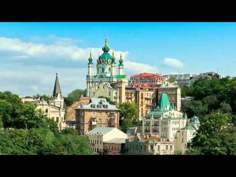 Euro 2012 Краса Києва The beauty of Kyiv Kyiv, Ukraine Украина www ukrainetur com