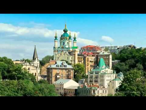 Euro 2012 Краса Києва The beauty of Kyiv Kyiv, Ukraine Украина www ukrainetur com