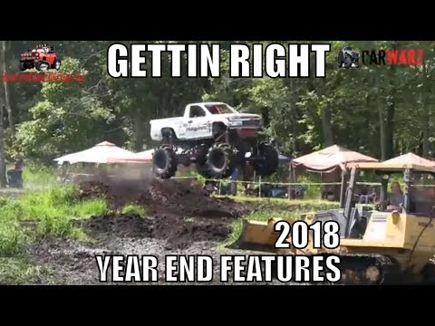 GETTIN RIGHT CHEVY MEGA TRUCK FEATURE 2018