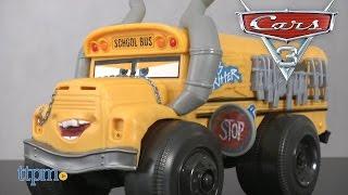 Cars 3 Splash Racers Miss Fritter from Mattel