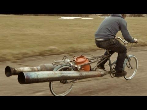 Rower z dopalaczem lepszy niż motor?