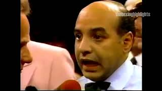 The Most Controversial Wins In Boxing History Most Undeserved Wins