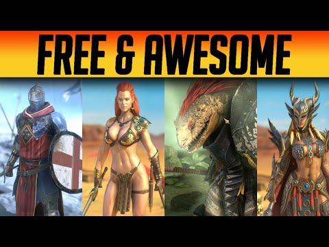 TOP 20 FREE CHAMPIONS TO MAX   Raid: Shadow Legends
