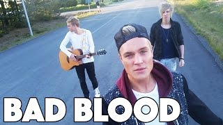 Taylor Swift - Bad Blood (Official video cover by Dot SE)