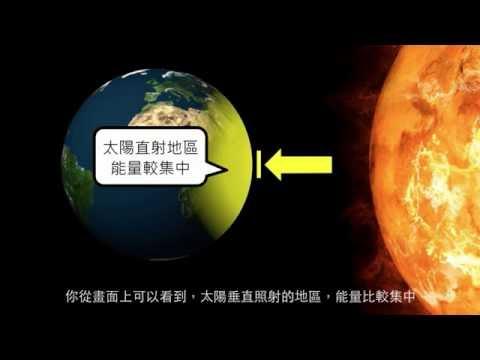 【Geo感心地理教室】7A1-4 緯度與氣候帶 - YouTube