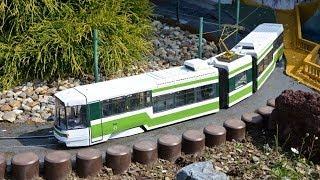 Zahradní tramvaj Model RT6N1