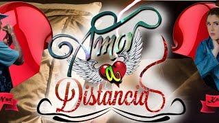 Amor a distancia- Griser Nsr ft. Karina Garcia (Video Lyrics) 2017