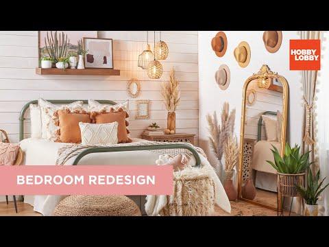 Bedroom Redesign | Home Decor | Hobby Lobby®